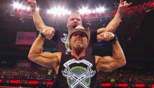 DX HBK's Triple H Shawn Michaels D-Generation X Raw 10818