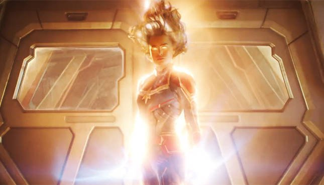 Captain Marvel: Disney reportedly spills cosmic beans on Jude Law's 'mystery' character