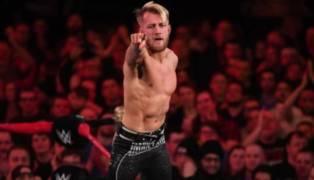 Mark Andrews WWE NXT UK