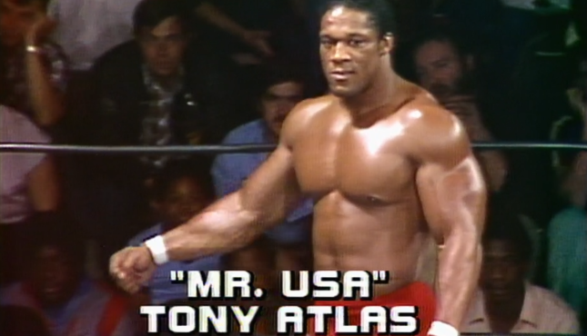 Mid-South Wrestling Tony Atlas 11-2-82