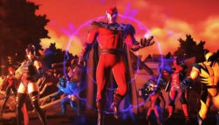 Marvel Ultimate Alliance 3 X-Men