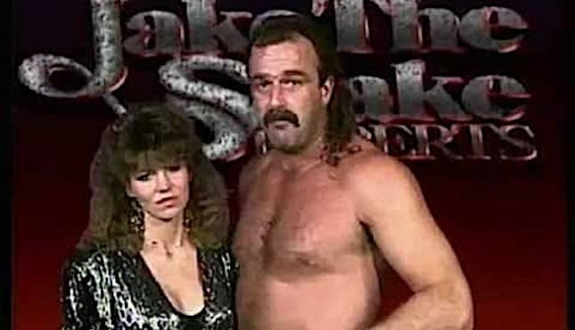 Jake The Snake Roberts Cheryl Roberts