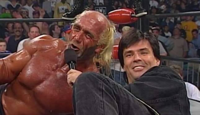Hulk Hogan Eric Bischoff