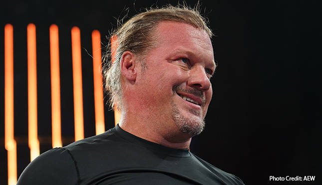 AEW Fight For the Fallen Chris Jericho
