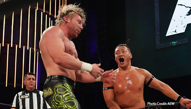 Fight For the Fallen Kenny Omega CIMA