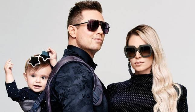 Miz & Mrs. Miz and Mrs.