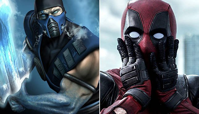 Mortal Kombat Deadpool