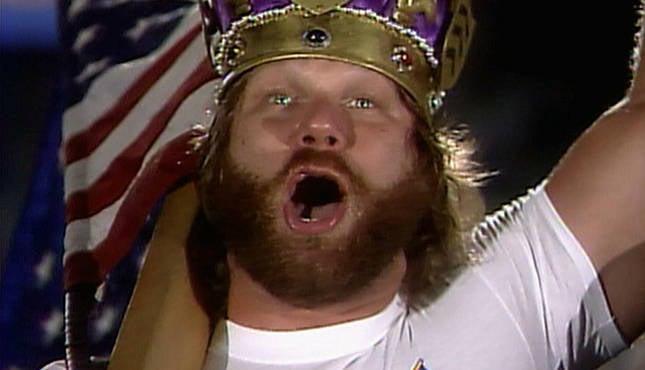King Duggan WWF Prime Time Wrestling 6-19-1989