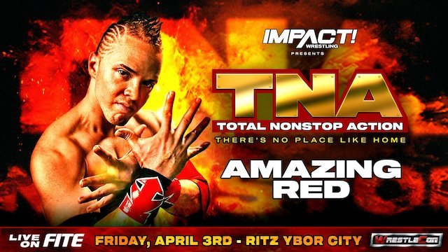 Amazing Red TNA