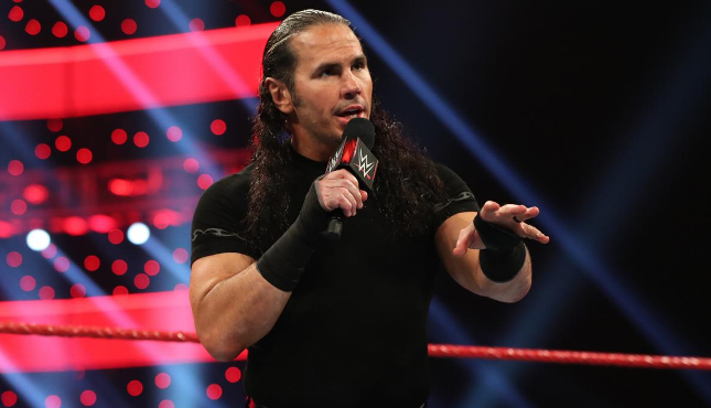 Matt Hardy Raw