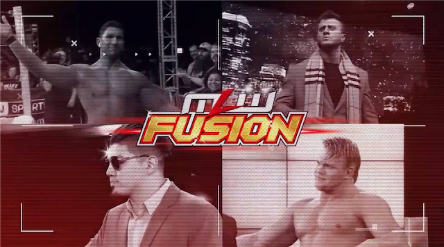 The Dynasty MLW Fusion