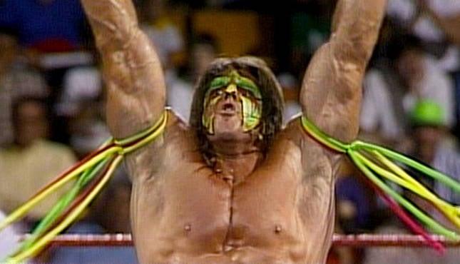Prime Time Wrestling 9-18-1989 Ultimate Warrior