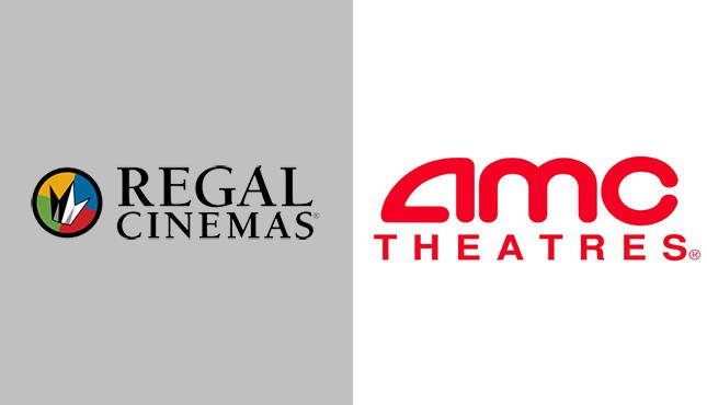 Movie Theaters AMC Regal