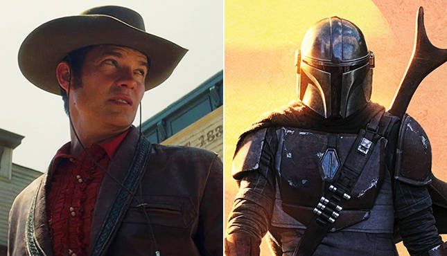 Timothy Olyphant The Mandalorian