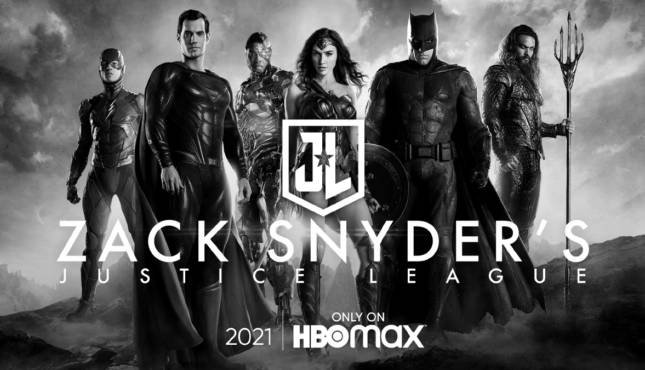 Snyder Cut Zack Snyder Justice League HBO Max
