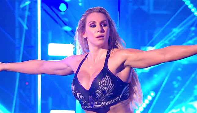 Charlotte Flair WWE Raw 6-8-20