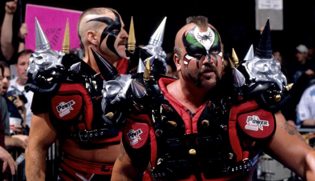 Road Warriors Legion of Doom, Road Warrior Animal