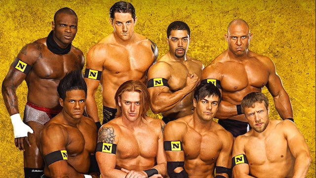 WWE The Nexus, Fred Rosser, Darren Young
