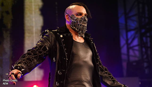 Jimmy Havoc AEW 6-3-20