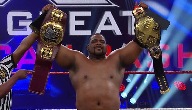 NXT Great American Bash Keith Lee