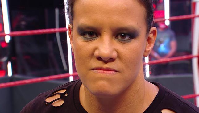 Shayna Baszler Raw