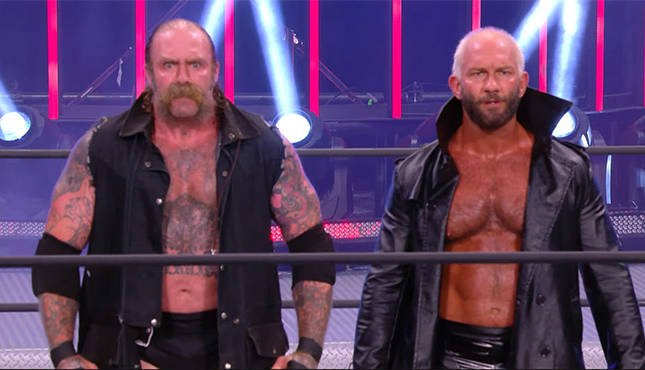 AEW Dark The Butcher and The Blade