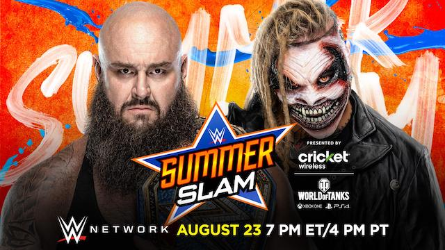 Watch WWE SummerSlam 2020 8/23/20