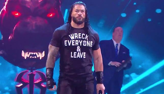 Paul Heyman WWE Payback Roman Reigns
