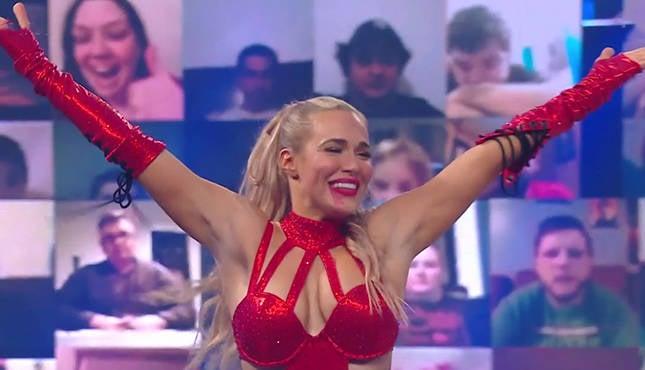 Lana Survivor Series