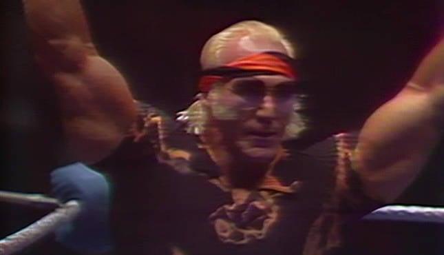 Madison Square Garden Championship Wrestling 10-24-1977 Superstar Billy Graham