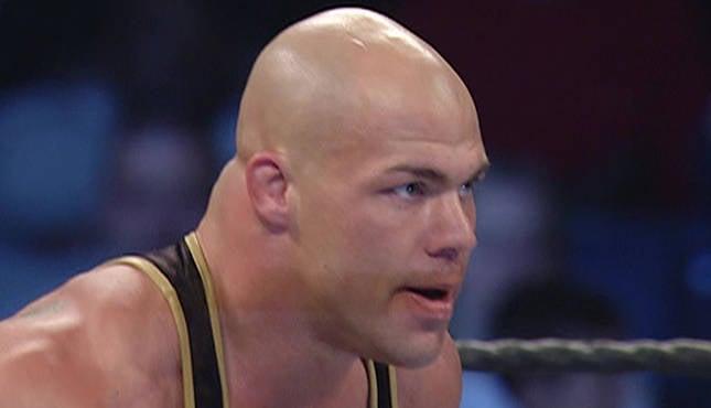 Kurt Angle WWE 2006