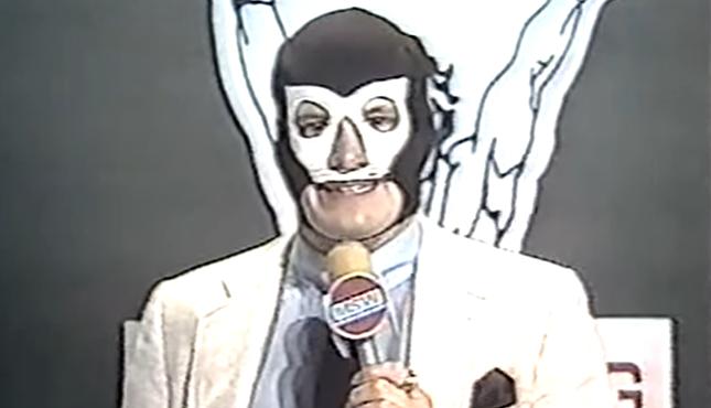 Mid-South Wrestling 10-18-1984 Jim Cornette