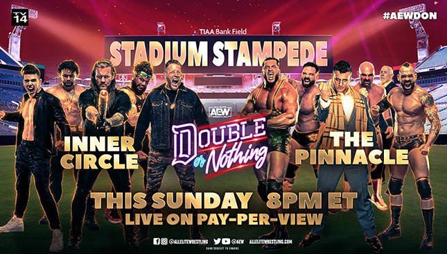 AEW Double or Nothing Stadium Stampede