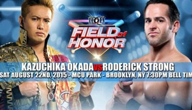 ROH Field of Honor 2015