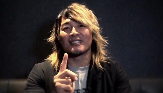 Hiroshi Tanahashi AEW Fight For the Fallen