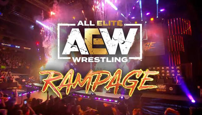 AEW Rampage logo